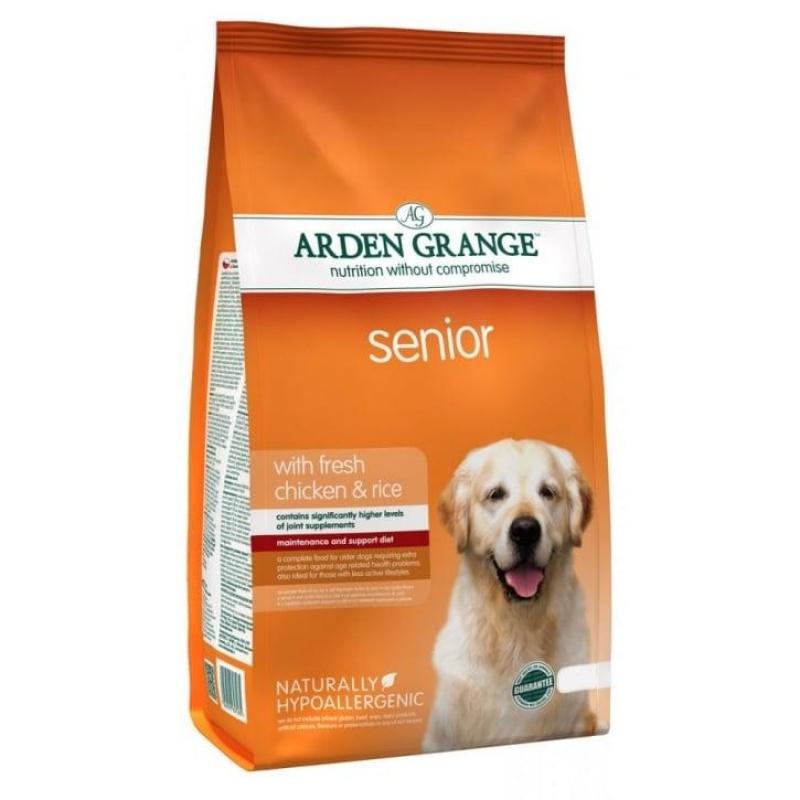 Arden Grange Adult Dog Senior Арден Грендж для стареющих собак