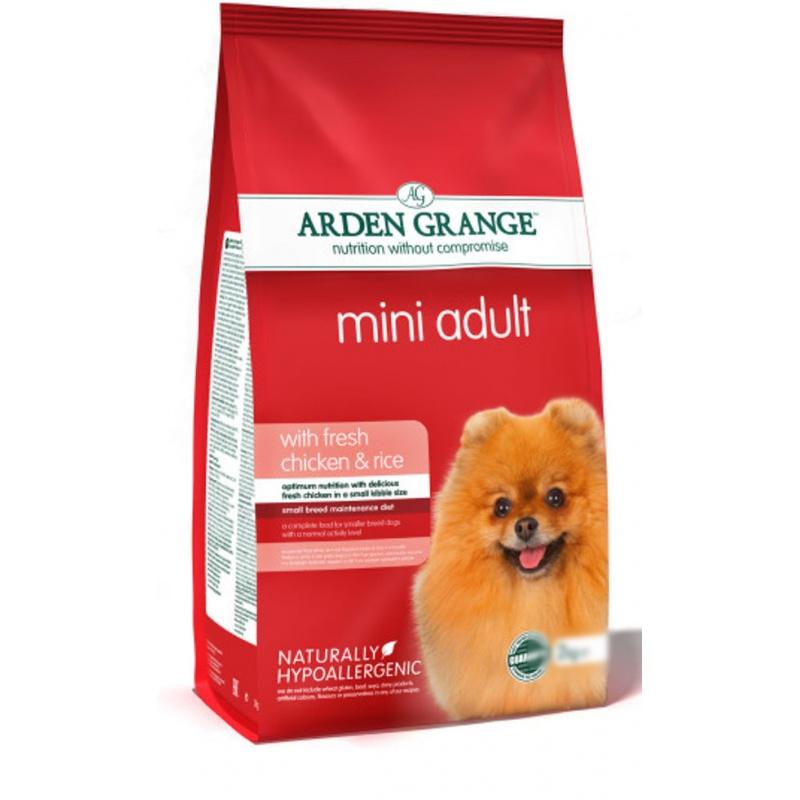 Arden Grange Mini Adult Арден Грандж для взрослых собак миниатюрных и малых пород