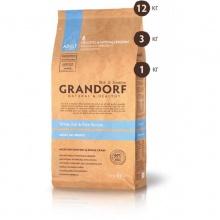 Grandorf (Грандорф) Holistic White Fish&Rice-для всех пород БЕЛАЯ РЫБА С РИСОМ