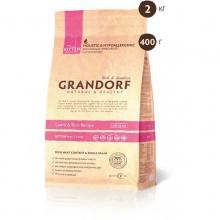 Grandorf (Грандорф) Lamb & Rice KITTEN ЯГНЕНОК С РИСОМ для котят