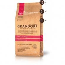 Grandorf (Грандорф) Holistic Lamb&Rice Medium-для средних пород ЯГНЕНОК С РИСОМ