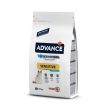 Advance (Эдванс) Cat Sterilized корм для стерилизованных кошек c лососем