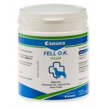 Canina (Канина) FELL O.K. Pulver - курс для шерсти собак