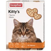 Китти'с с таурином и биотином витаминизированное лакомство для котов