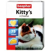Китти'с с сыром витаминизированное лакомство (мышки) для котов