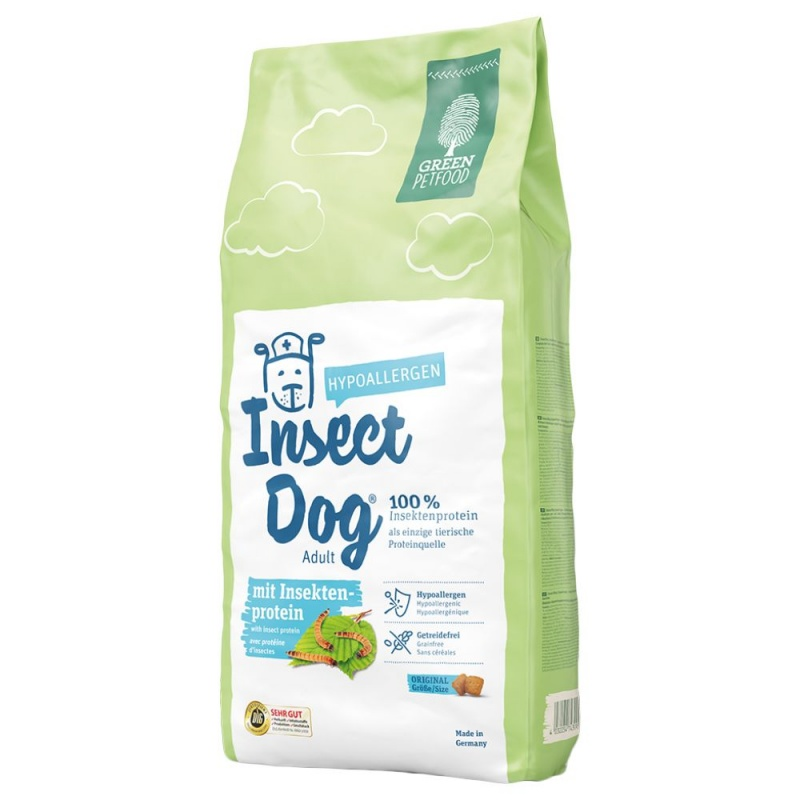 Green Petfood Insect dog Adult Hypoallergen корм для собак