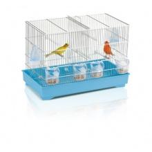 Imac COVA 55 АЙМАК КОВА 55 клетка для канареек, волнистых попугаев, пластик, хром