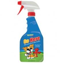 Davis Go Here ДЭВИС «ИДИ СЮДА» средство для приучения щенков и собак к туалету, спрей 650 мл