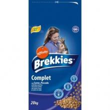 Brekkies Cat Complet корм для взрослых котов