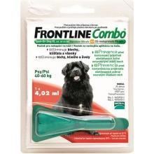 Frontline Combo (Фронтлайн Комбо) XL капли для собак от 40 до 60 кг