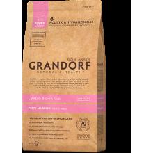 Grandorf (Грандорф) Holistic Lamb&Rice Puppy -для щенков ЯГНЕНОК С РИСОМ