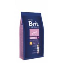 Brit Premium Junior S (Брит Премиум Джуниор Смолл) для щенков и молодых собак (4–12 месяцев) маленьких пород (1–10 кг)