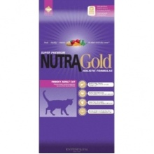 Nutra Gold Finicky (Нутра Голд) для привередливых кошек 5кг