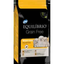 Equilibrio Grain Free Puppies Miniature Breeds(Грейн фри паппис миниаютюр бридс)