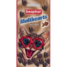 BEAPHAR Malt-Hearts средство для выведения шерсти из желудка для кошек, в форме сердечек 150 табл.
