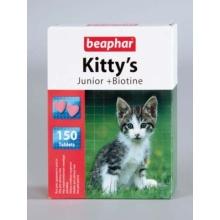 BEAPHAR Kitty's Junior витаминизированное лакомство для котят