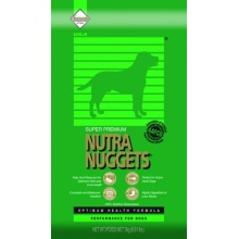 Nutra Nuggets Performance - сухой корм для активных собак