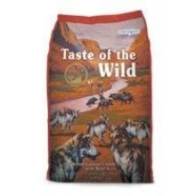 Taste of the Wild Southwest Canyon Canine Formula - с мясом дикого кабана, бараниной и уткой