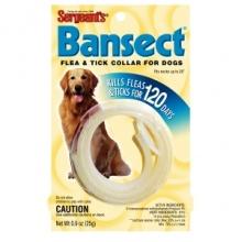 Sergeants БАНСЕКТ (Bansect) ошейник от блох и клещей для собак
