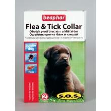 S.O.S. FLEA & TICK COLLAR FOR PUPPIES Ошейник для щенков S.O.S 60 см.