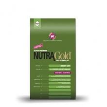 Nutra Gold Hairball (Нутра Голд) для взрослых кошек (выведение шерсти)