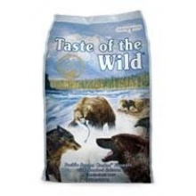 Taste of the Wild Pacific Stream Canine Formula - с копченым лососем, картофелем и ягодами