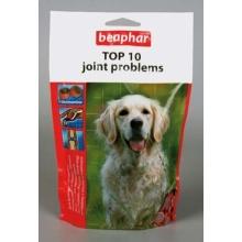 BEAPHAR Top 10 Joint Problems пищевая добавка для решения проблем больных суставов и неэластичных мышц у собак 150 гр
