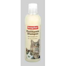 BEAPHAR Pro Vitamin Shampoo Macadamia для кошек и котят 250 мл