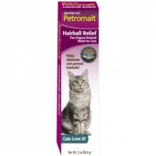 SENTRY Petromalt ВЫВЕДЕНИЕ ШЕРСТИ (Hairball Relief Fish) паста со вкусом рыбы для котов 56 г