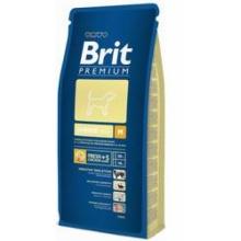 Brit Premium Junior Medium (Брит Премиум Джуниор Медиум) - корм для щенков средних пород в возрасте от 8 недель до 15 месяцев, а также кормящих и щенных сук