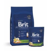 Brit Premium Cat STERILISED - для стерилизованных кошек