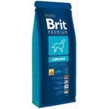 Brit Premium Lamb & Rice для взрослых склонных к аллергии собак