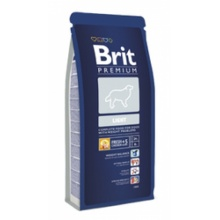 Brit Premium LIGHT (Брит Премиум Лайт) для взрослых собак, склонных к избыточному весу