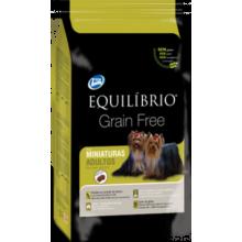 Equilibrio Grain Free Adult Miniature (Грейн фри эдалт миниаютюр)
