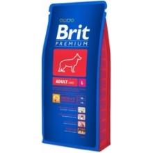 Brit Premium Adult L - (Брит Премиум Эдалт Лардж) для взрослых собак крупных пород.