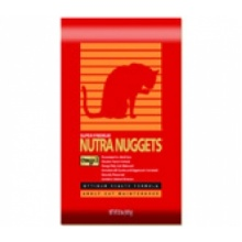 Nutra Nuggets (Нутра Нагетс) Hairball Control Formula (красная)