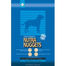 Nutra Nuggets Maintenance - корм для взрослых собак с нормальной активностью