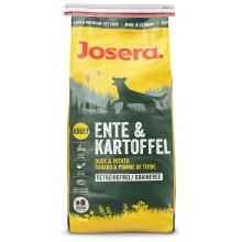 Josera Ente & Kartoffel - утка с картошкой сухой корм без злаков для взрослых собак