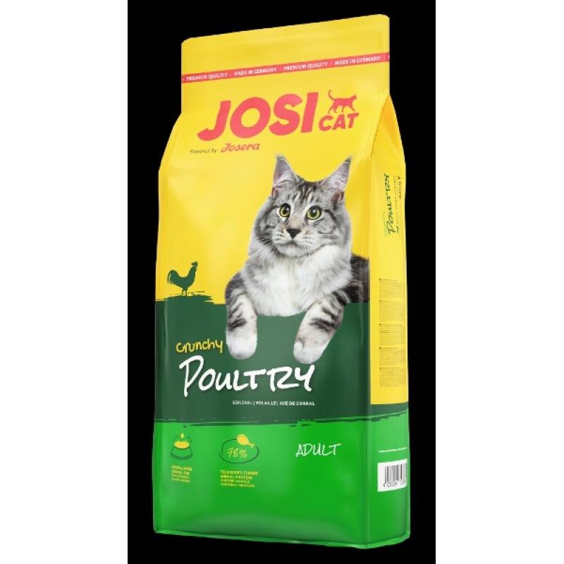Josera JosiCat Poultry сухой корм для кошек с мясом домашней птицы