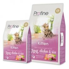 Profine KITTEN с курицей и рисом для котят