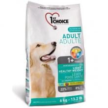 1st Choice Light Healthy Weight малокалорийный корм для собак с избыточным весом