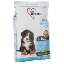1st Choice Puppy Medium and Large Breeds - Фёст Чойс корм для щенков средних и крупных пород