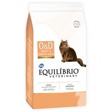 Equilibrio Veterinary Cat ОЖИРЕНИЕ ДИАБЕТ лечебный корм для котов