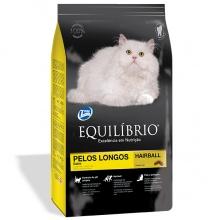 Equilibrio Cat ДЛЯ ДЛИННОШЕРСТНЫХ КОТОВ сухой суперпремиум корм для котов с длинной шерстью