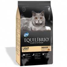 Equilibrio Adult Cats Light - Эквилибрио эдалт кэтс лайт