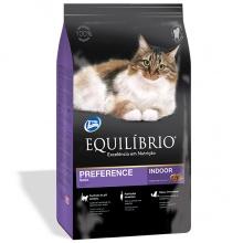 Equilibrio Cat Adult Preference сухой суперпремиум корм для привередливых котов