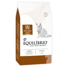 Equilibrio Veterinary Cat ИНТЕСТИНАЛ лечебный корм для котов с заболеваниями желудочно–кишечного тракта