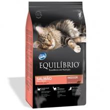 Equilibrio Cat Adult Salmon сухой суперпремиум корм с лососем для котов