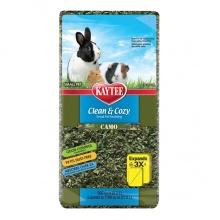 Kaytee Clean&Cozy Camo Клин&Кози ЧИСТО&УЮТНО КАМО подстилка для грызунов, целлюлоза, камуфляж