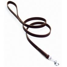 Coastal Circle-T кожаный поводок для собак, 2,5смХ1,8м